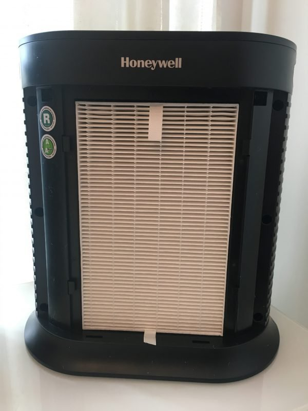 Honeywell HPA100 HEPA (high efficiency particulate air) filter
