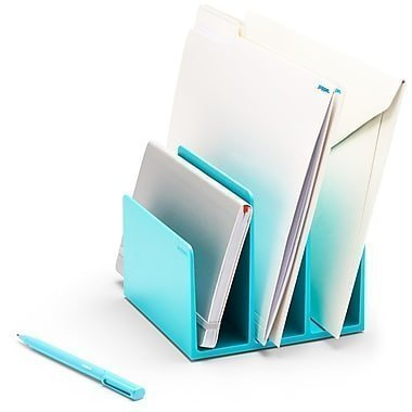 file sorter turquoise
